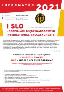 Broszura informacyjna IB 2021 PDF
